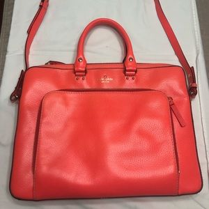 Kate Spade Leather Laptop Case